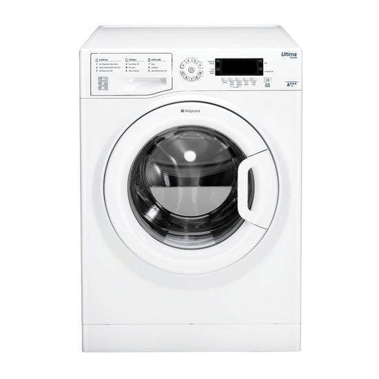 Hotpoint Ultima SMWD10637P Washing Machine