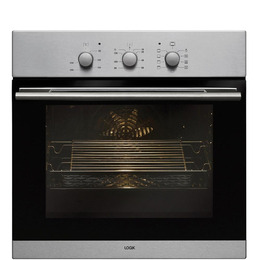Logik LBMFMX14 Electric Oven - Stainless Steel Reviews