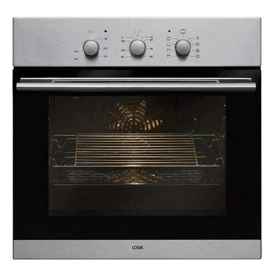 Logik LBMFMX14 Electric Oven - Stainless Steel