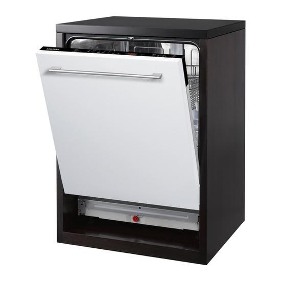 Bosch DW-BG582B Full-size Integrated Dishwasher