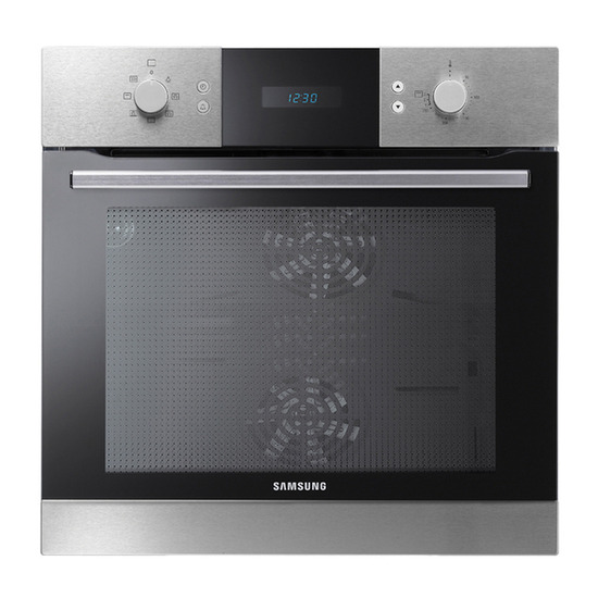 NV66H3523LS/EU Electric Oven - Stainless Steel