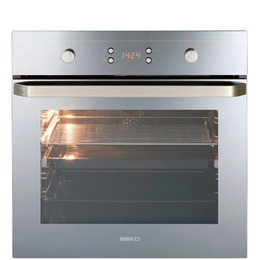 Beko OIF24300M Electric Oven - Mirrored Reviews