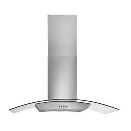 Logik L90CHDG14 Chimney Cooker Hood - Stainless Steel Reviews