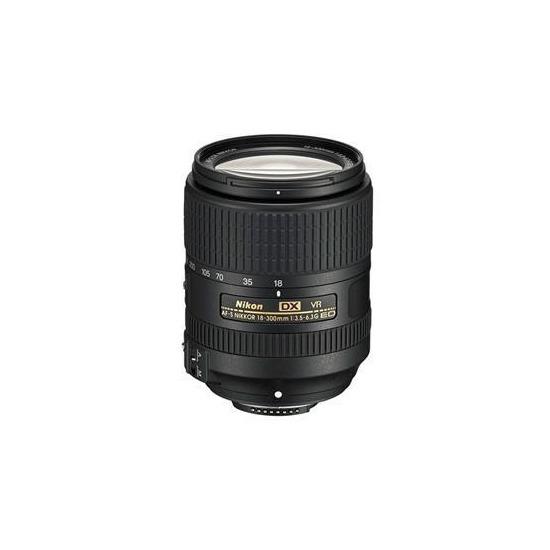 Nikon AF-S DX 18-300mm f/3.5-6.3 ED VR