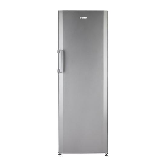 Beko FXF6118S Tall Freezer - Silver