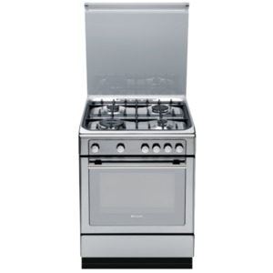 Photo of Hotpoint DHG65SG1CX  Cooker