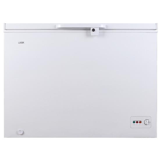Logik L300CFW14 Chest Freezer - White