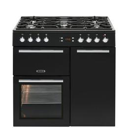 Leisure AL90F230K Dual Fuel Range Cooker - Black Reviews