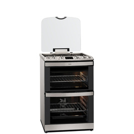 AEG 47132MM-MN Dual Fuel Cooker - Stainless Steel Reviews