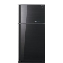 Sharp SJGC680VBK 541L 175x80cm Frost Free Top Mount Freestanding Fridge Freezer - Black Reviews