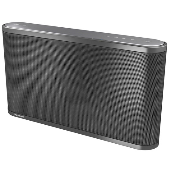 Panasonic ALL8 and ALL3 Wireless Multi-room Speakers - Black