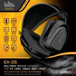 Photo of Gioteck EX-05 Headset