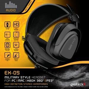 Photo of Gioteck EX-05 Headset