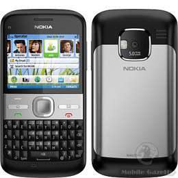 Nokia E5 Reviews