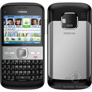 Photo of Nokia E5 Mobile Phone
