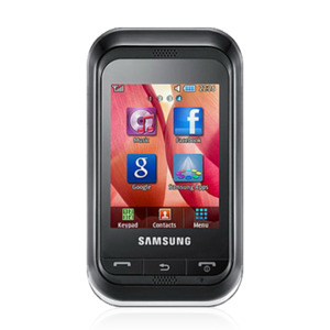 Photo of Samsung Champ C3300K Mobile Phone