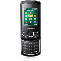 Samsung Monte Slider E2550 Reviews