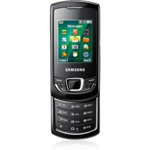 Photo of Samsung Monte Slider E2550 Mobile Phone