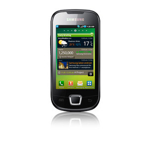 Photo of Samsung Galaxy Apollo Mobile Phone