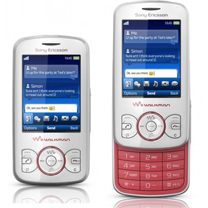 Photo of Sony Ericsson Spiro W100 Mobile Phone
