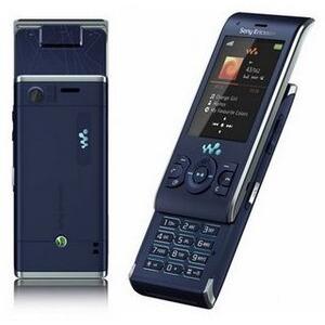 Photo of Sony Ericsson W595 Mobile Phone
