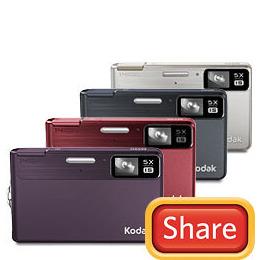 Kodak Easyshare M590 Reviews