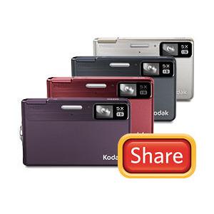 Photo of Kodak Easyshare M590 Digital Camera