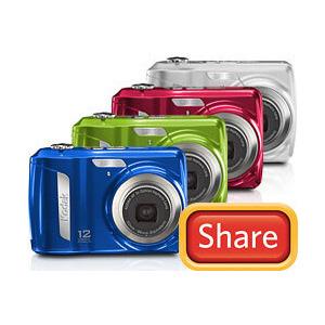 Photo of Kodak EasyShare C143 Digital Camera