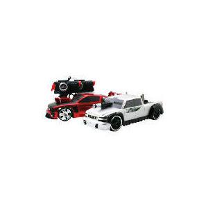 Photo of Battle Machines Laser Combat Tag Toy