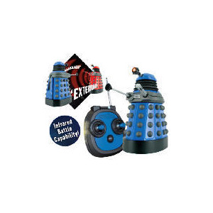 Photo of Doctor Who 6 Blue Dalek Toy