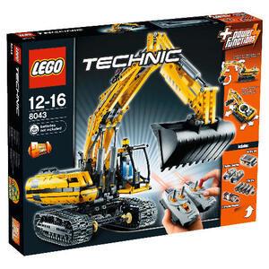 Photo of Lego Motorized Excavator 8043 Toy