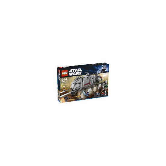 Lego Star Wars Clone Turbo Tank 8098