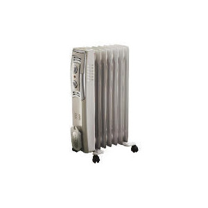 Photo of Bionaire BOH1503-IUK Oil Filled Radiator Electric Heating