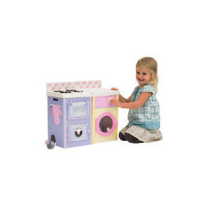Photo of WORLDs Apart  Kitchen Set & Mouse Toy