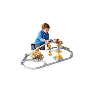 Photo of Chuggington Interactive UK All Around Chuggington Train Set Toy
