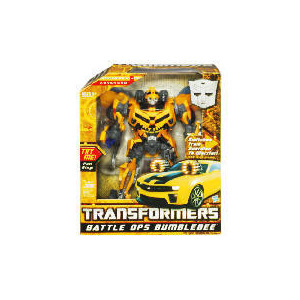 Photo of Transformers Cyber Ops Bumblebee Toy
