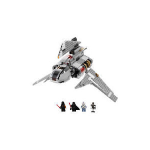 Photo of Lego Star Wars Emperor Palpatine's Shuttle Toy
