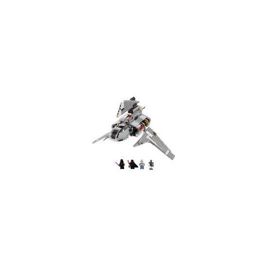 Lego Star Wars Emperor Palpatine's Shuttle