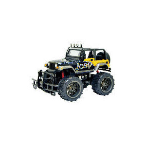 Photo of Newbright 1:10 Jeep Toy