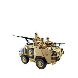 H.M. Armed Forces Tri Forces Jackal Vehicle Reviews