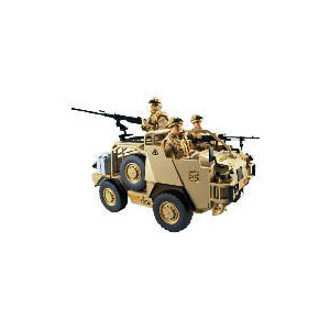 Photo of H.m. Armed Forces Tri Forces Jackal Vehicle Toy