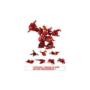 Photo of Bakugan 7 In 1 Maxus Dragonoid Toy