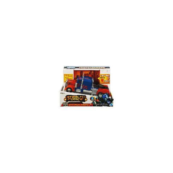 Transformers Rpm Stealth Force Optimus Prime