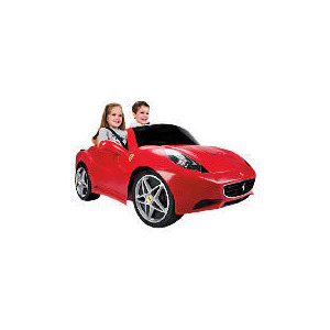 Photo of Ferrari California Toy