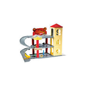 Photo of Cars Piston Cup Garage Toy