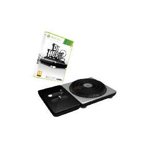 Photo of DJ Hero 2: Turntable Kit (XBOX 360) Video Game