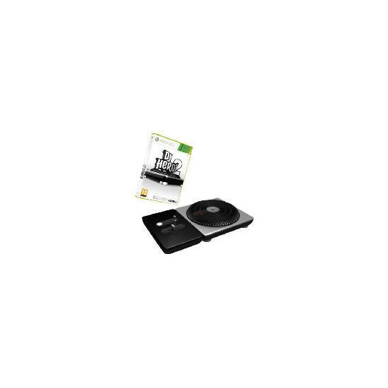 DJ Hero 2: Turntable Kit (Xbox 360)