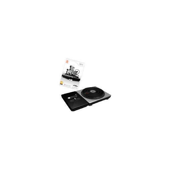 DJ Hero 2: Turntable Kit (Wii)