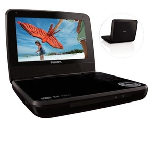 Photo of Philips PD7000B Portable DVD Player