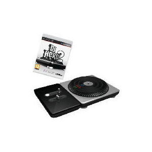 Photo of DJ Hero 2: Turntable Kit (PS3) Video Game
